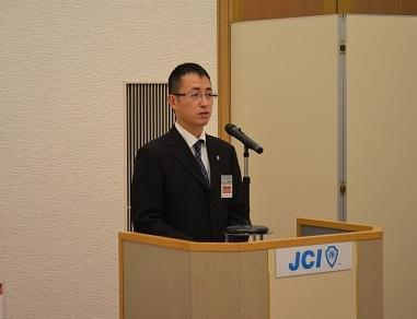 2014 1月総会 直前理事長