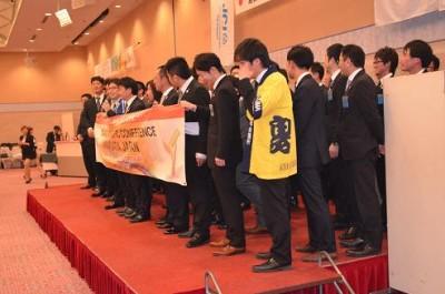 14 倉敷3JC例会 ASPAC宣伝