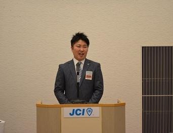 2014 1月総会 理事長