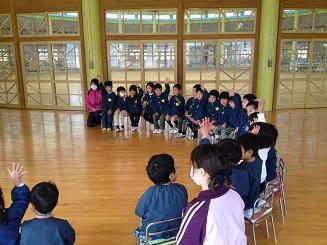 川上町幼稚園 寄贈②