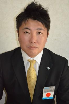 山田洋一・正面